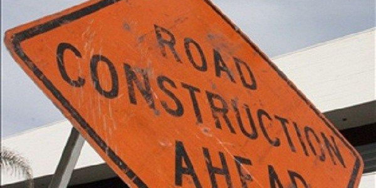 Bridge work could impact traffic on Kell Freeway this week