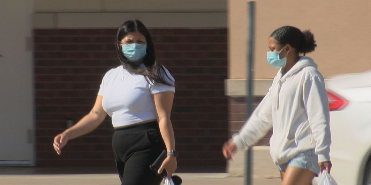 WF residents react to first day without mask mandate