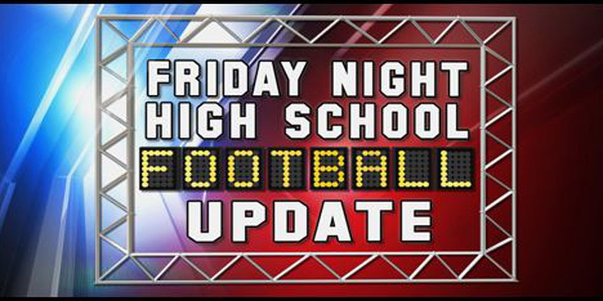 Friday Night HS Football Scores & Highlights: Week 4