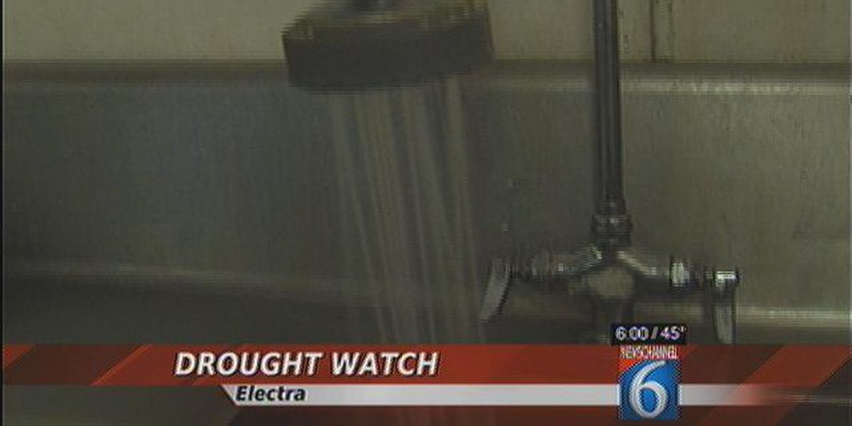 Electra Reaches Stage 3 Of Drought Restrictions