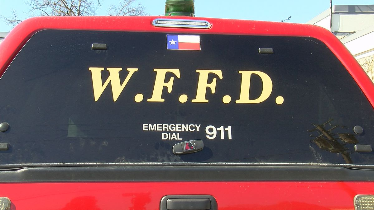 WF Fire Chief says there have been less fires this year