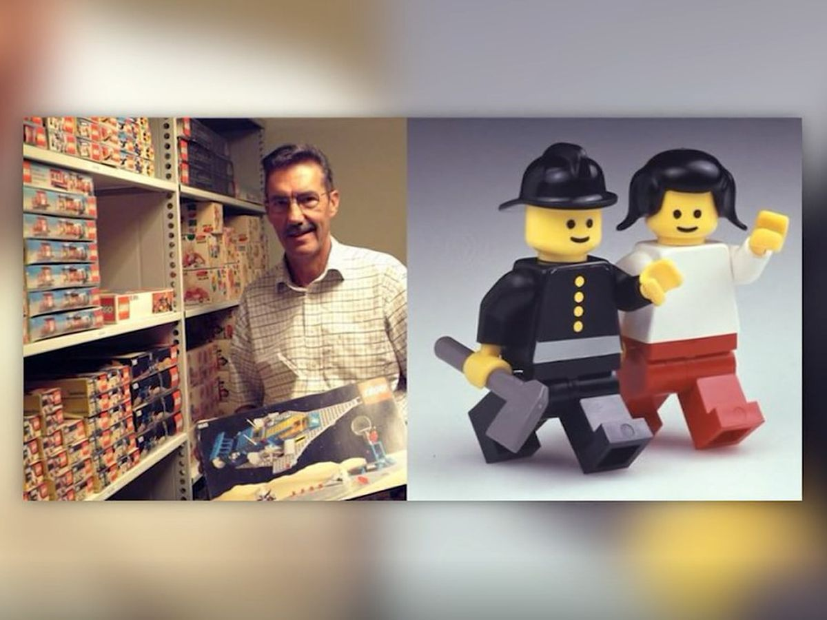Lego Minifigure creator dies at 78
