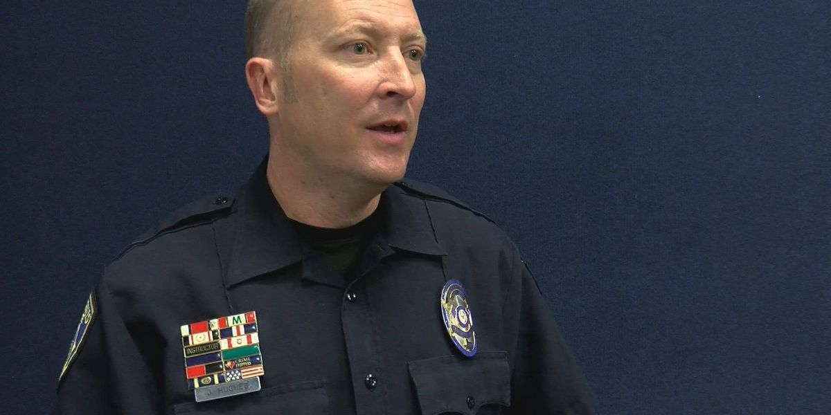 Wichita Falls officer hospitalized, community offers up support
