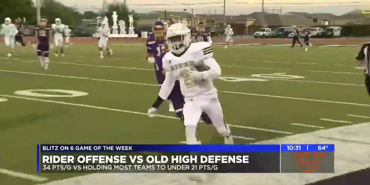 Breaking down Rider's offense vs WFHS defense