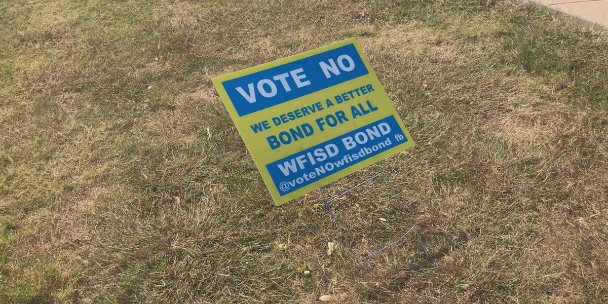 """Local group encouraging residents to vote """"no"""" on upcoming school bond"""