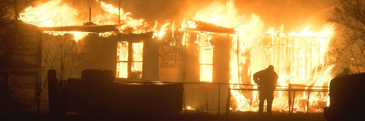 UPDATE: Owner of house that caught fire in Holliday speaks out