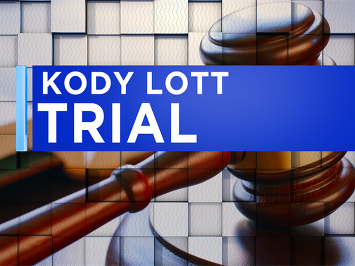 Kody Lott found guilty of murder, aggravated assault