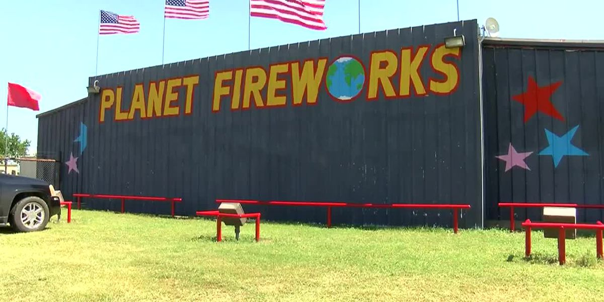 News Channel 6 City Guide - Planet Fireworks
