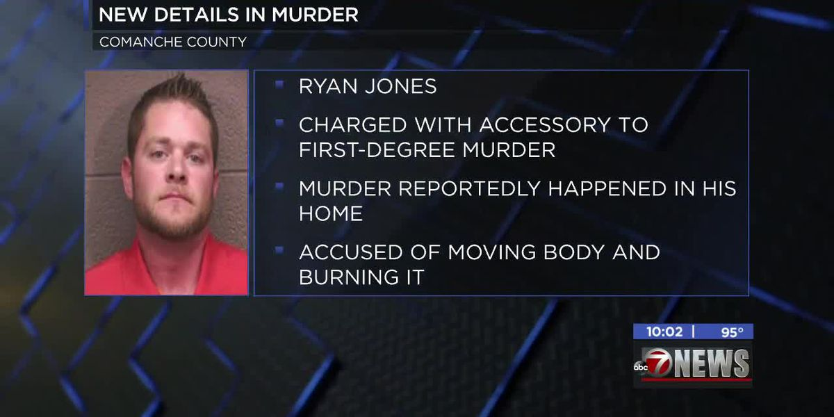GRAPHIC: Court records identify 3 more arrests in connection to missing Comanche County man's alleged murder