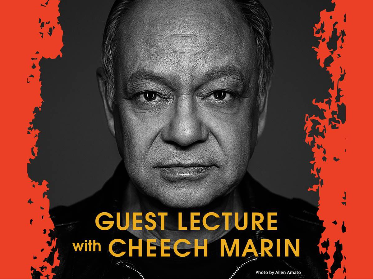 Cheech Marin to host public talk about Chicano art