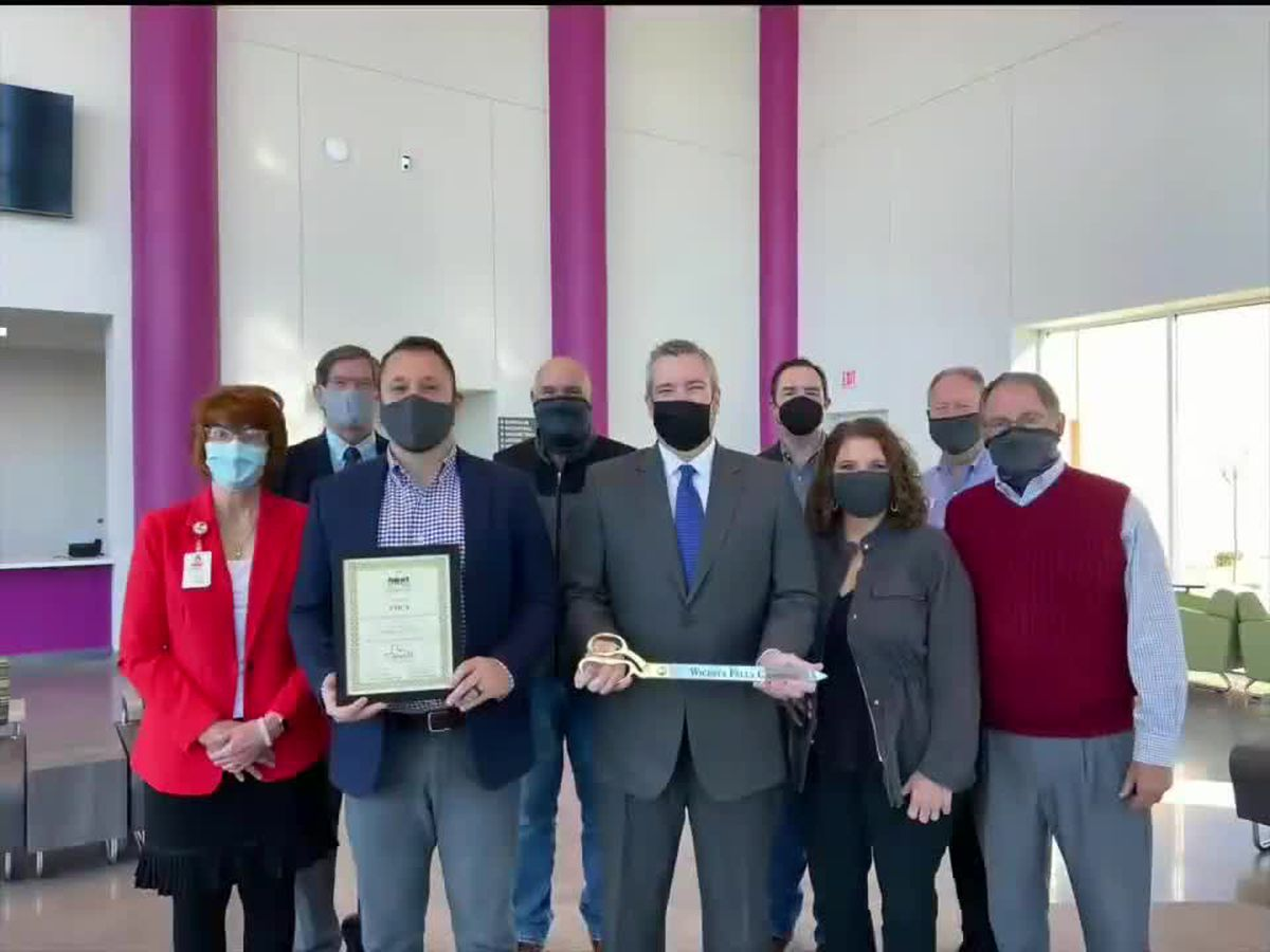 YMCA holds ribbon cutting ceremony for Bill Bartley Branch
