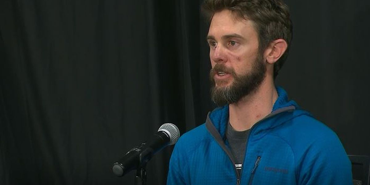 Man who killed mountain lion with bare hands explains how he won 'wrestling match'