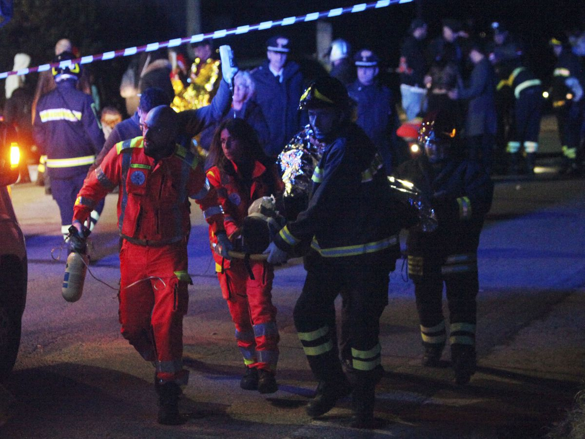 Italy Teen Club Owners Investigated In Fatal Stampede