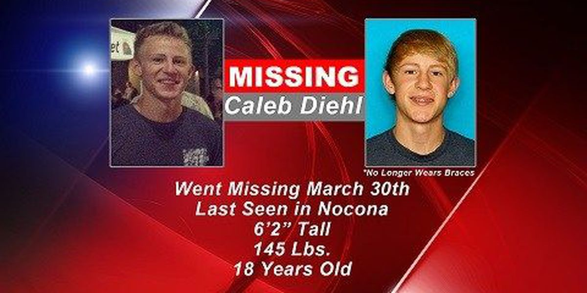Nocona holds vigil for missing teen