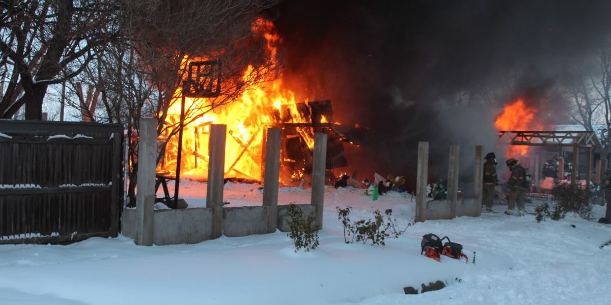 Fire at Avenue G house causes $45,000 in damages