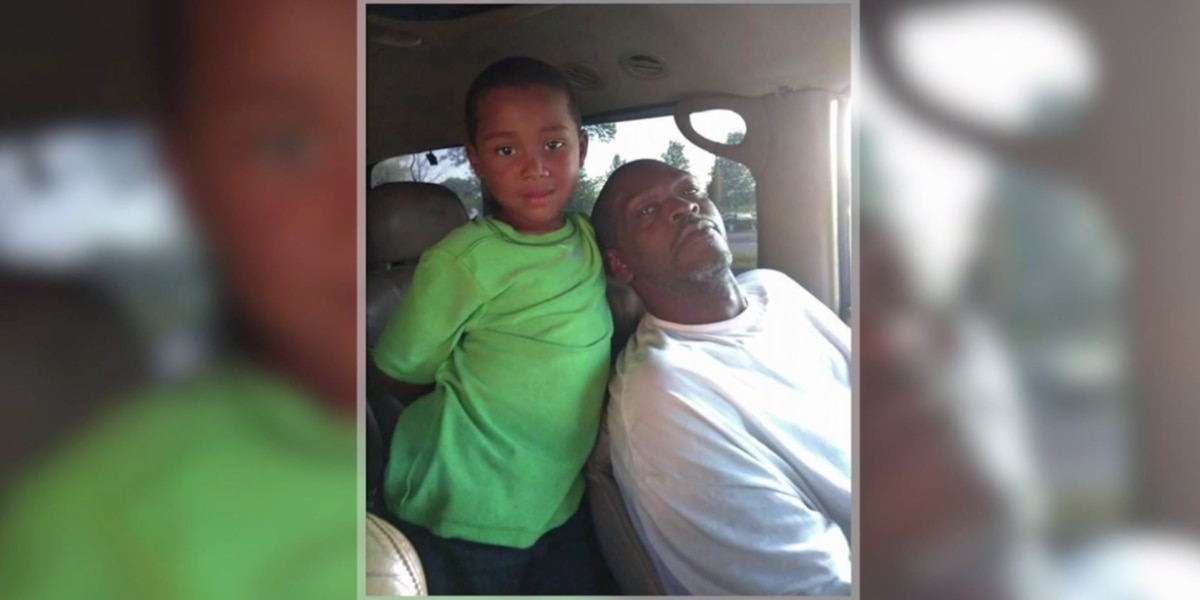 Stray bullet struck 7-year-old as he slept in car