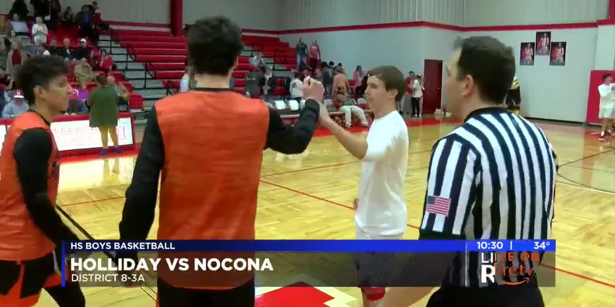 BOYS: Holliday vs Nocona highlights