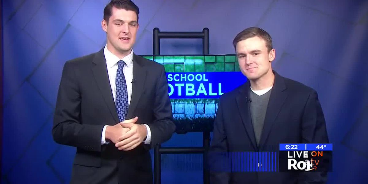 Breaking down the HS Football playoffs w/ Jacob Prothro