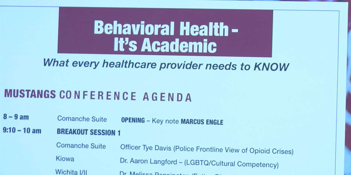 MSU Texas holds first health conference