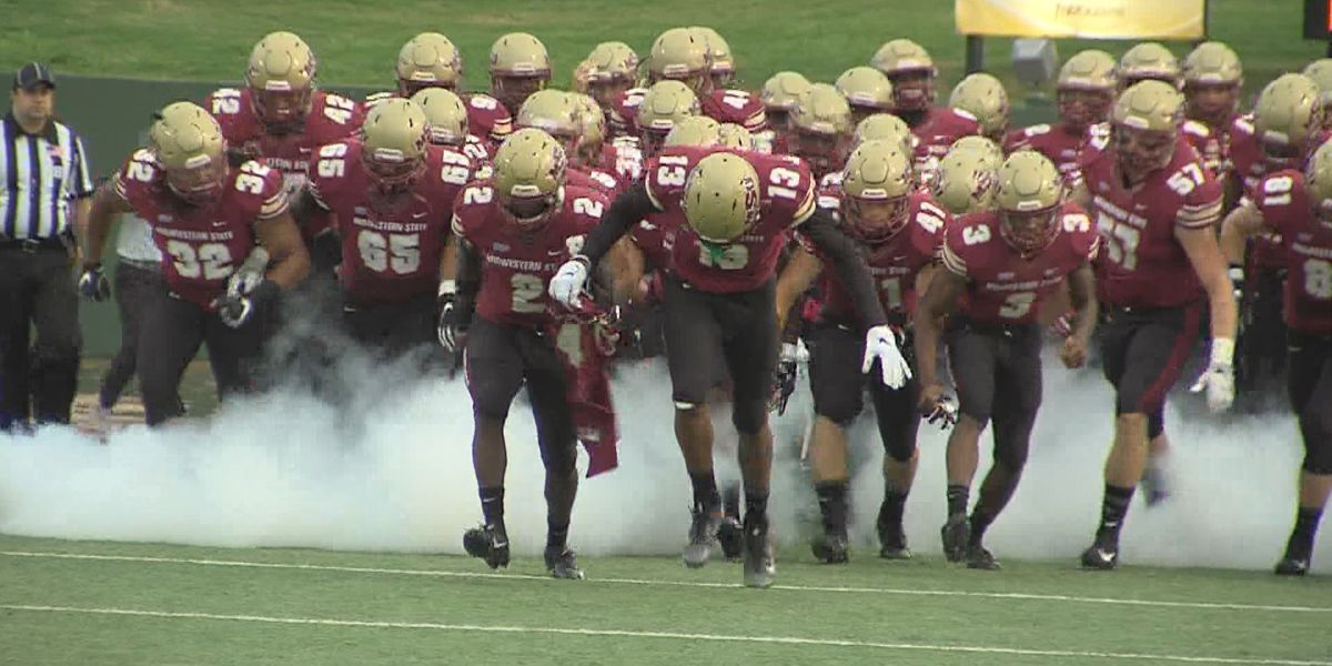 Midwestern State release 11-game schedule, only four home games