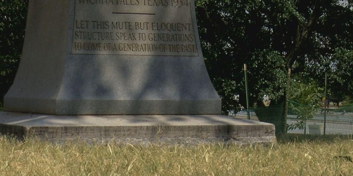 Confederate Statue at Memorial Auditorium stays put