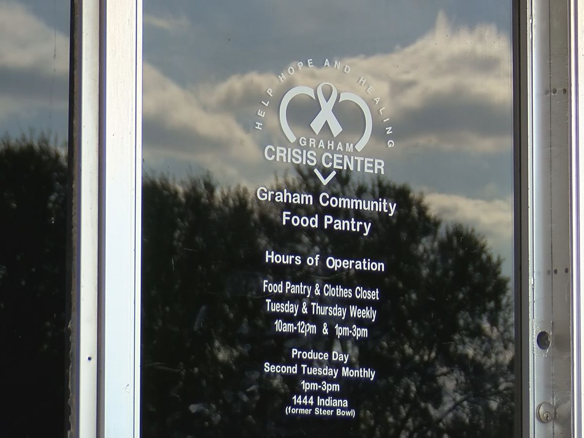 Graham Rotary Club partnering with Graham Crisis Center food pantry