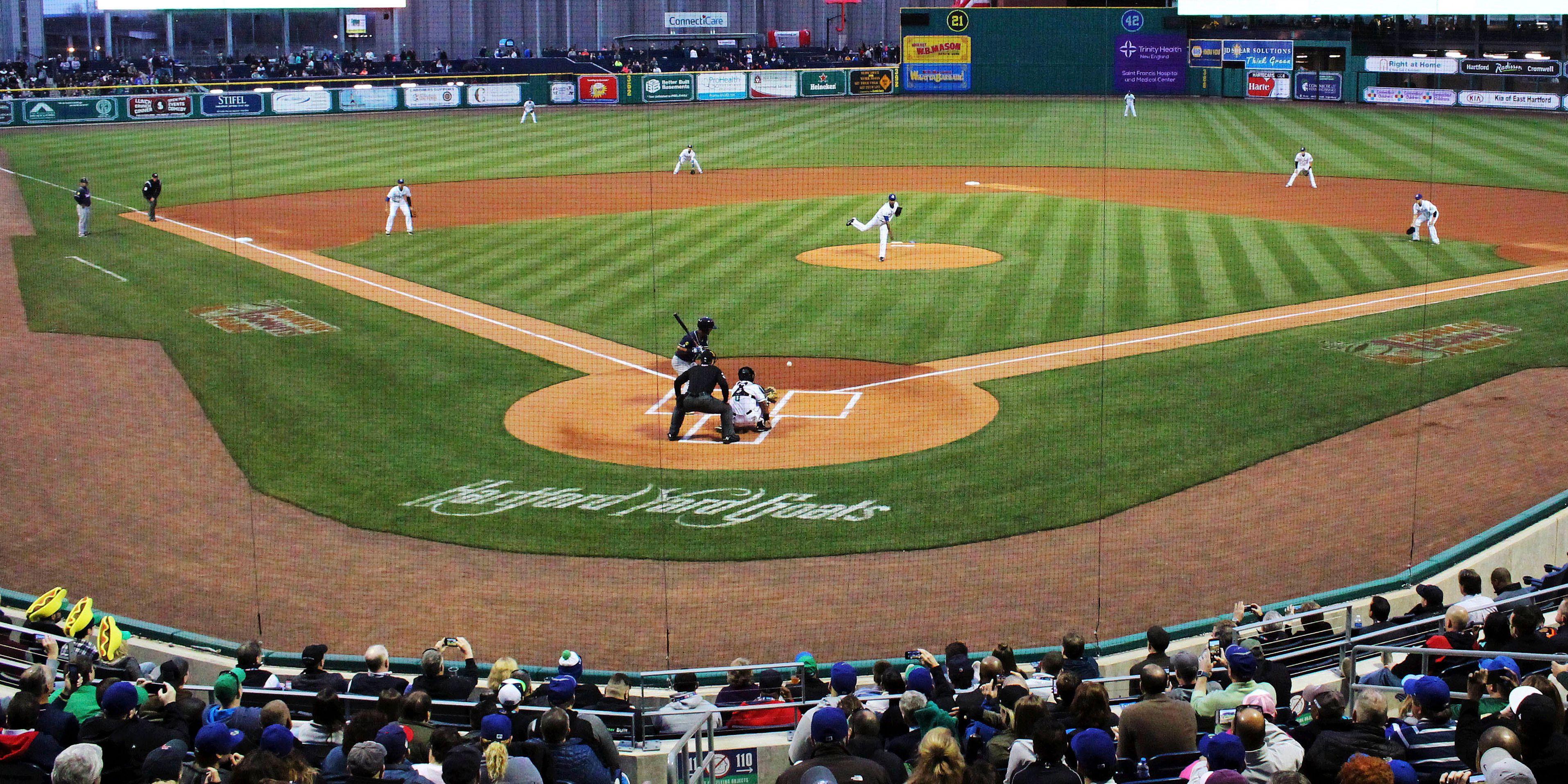 Minor league ballpark bans peanuts and Cracker Jack