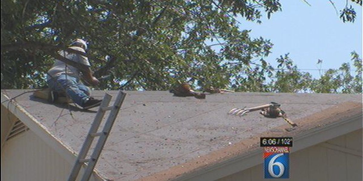 Roofing Scams