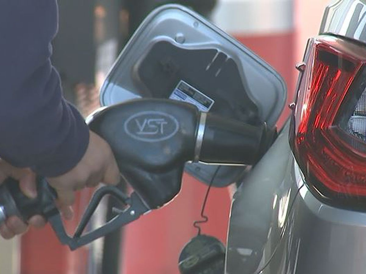 Gas prices up 64 cents since January, Continue to climb