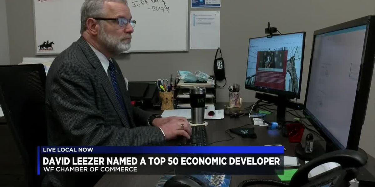 WF Chamber member named top 50 national economic developer