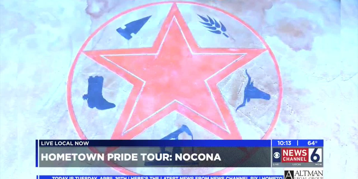 See the history of Nocona at the Tales 'N' Trails museum