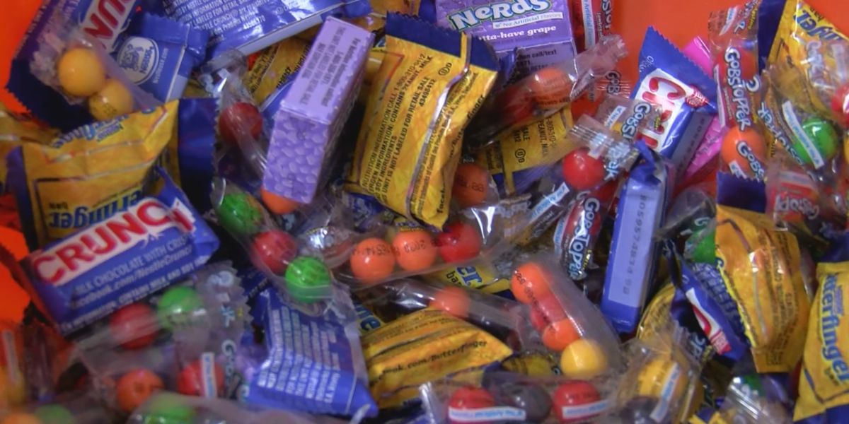 Extra Halloween candy? Here's a solution for that