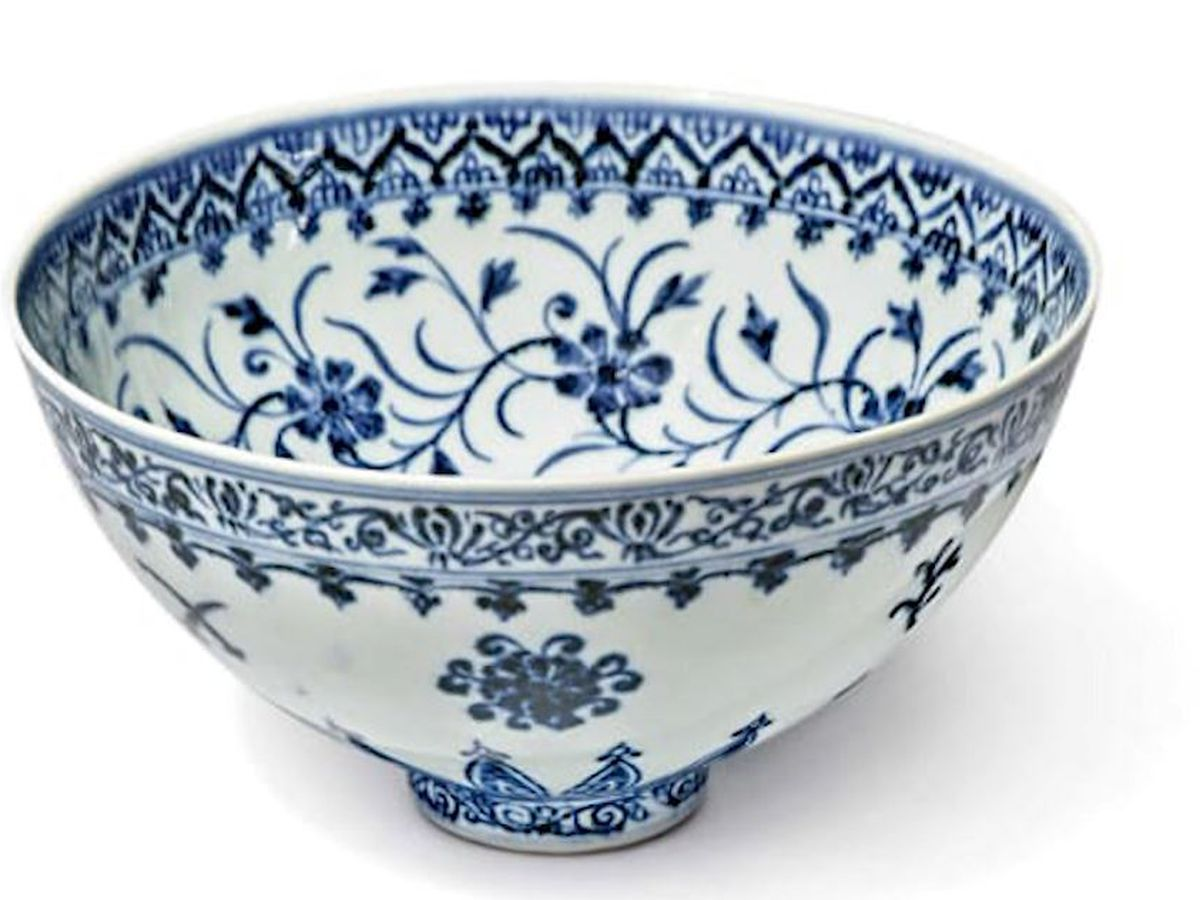Garage sale bowl may be worth $500,000