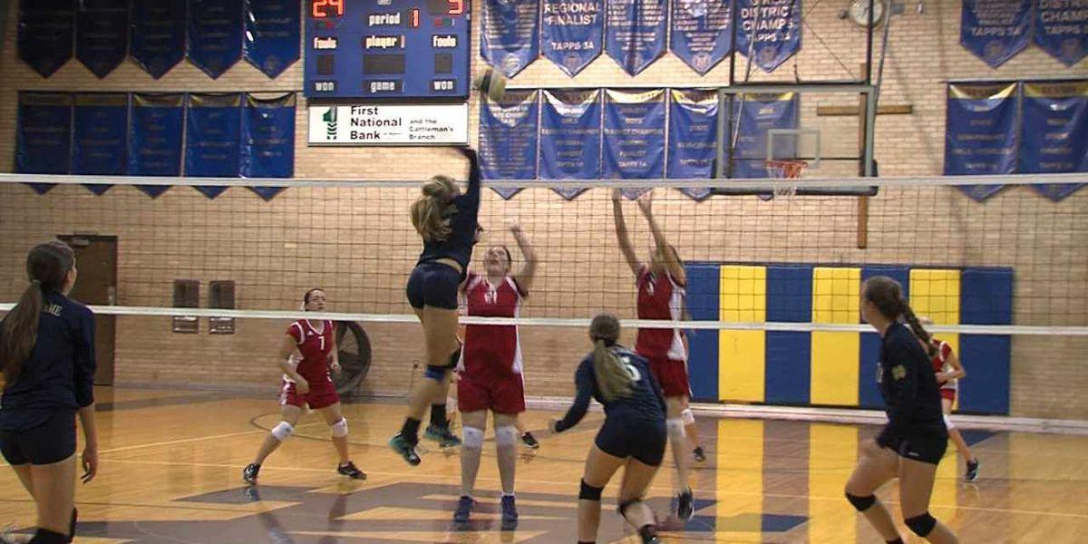 HS Volleyball Scores & Highlights: Sept. 8