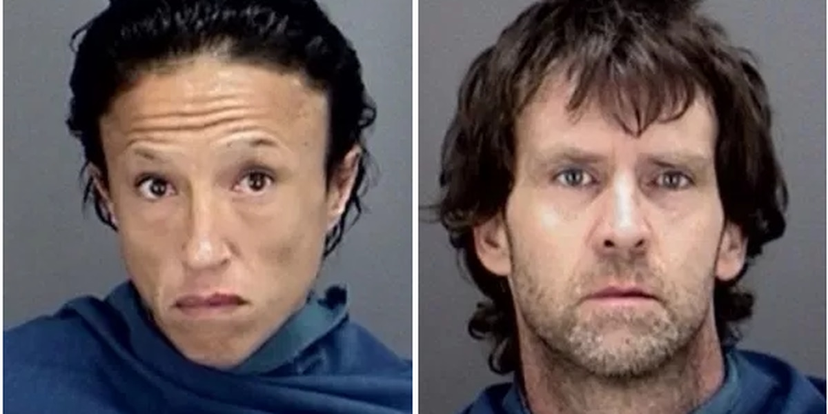 Meth possession in Wichita Falls leads to two arrests