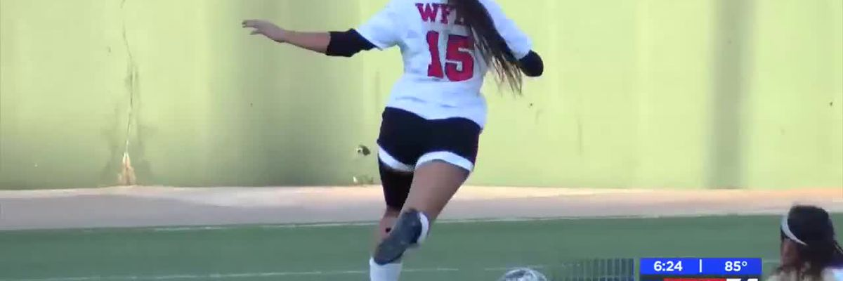 Senior Spotlight: WFHS girls soccer