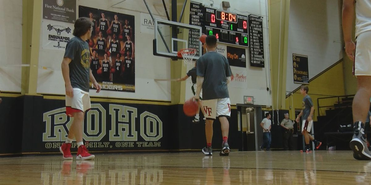 Local stars shine in Oil Bowl basketball games