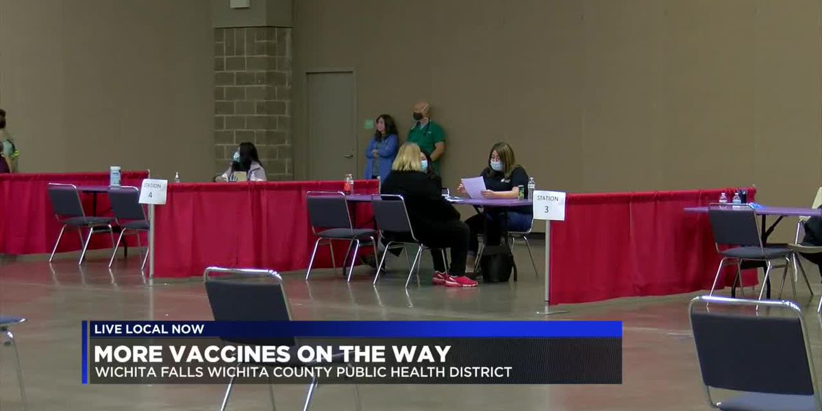 Health district to receive more COVID-19 vaccines
