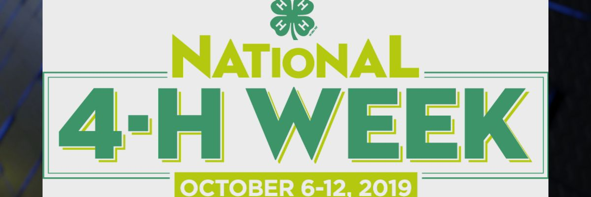 National 4-H Week ends with One Day 4-H