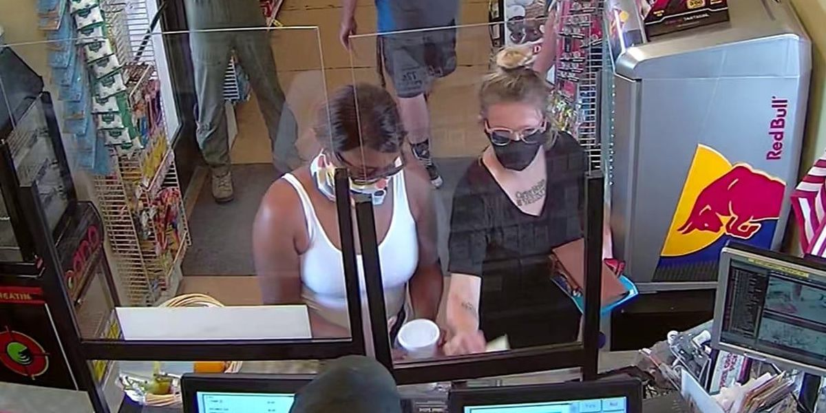 WF Crime Stoppers need help solving theft, credit card abuse at Market Street