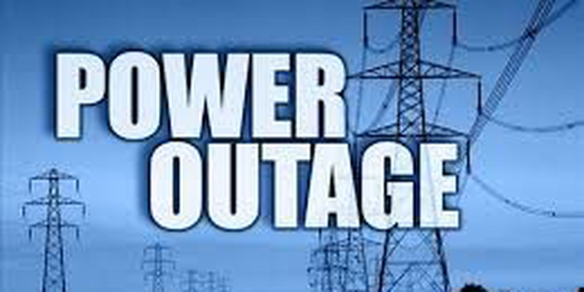 Eastern part of Burkburnett experiencing power outage