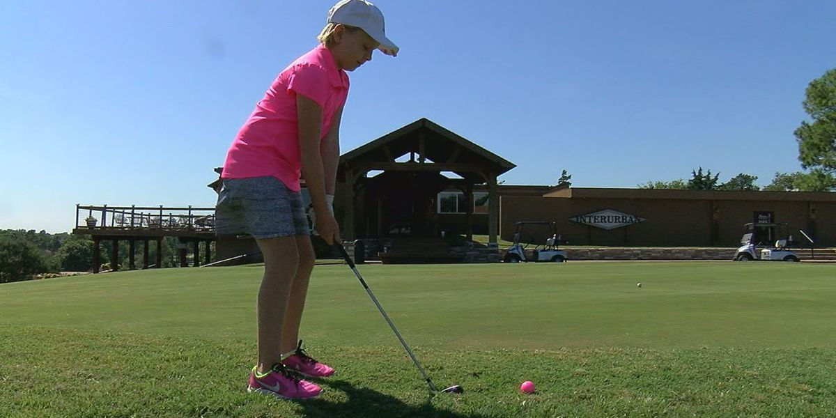Stephens County golfer competes in Drive, Chip and Putt Regional Tournament