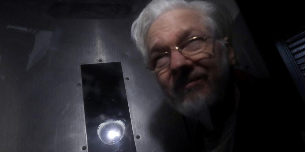 Hero or criminal? Court hears 2 views of WikiLeaks' Assange