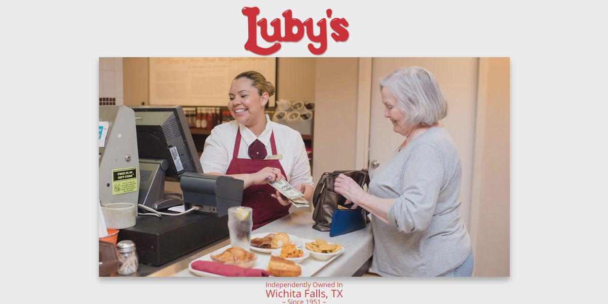 Luby's Cafeteria back by popular demand
