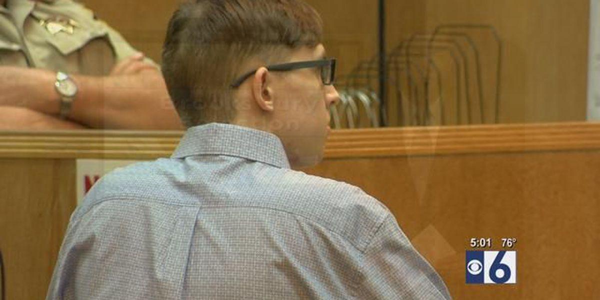 Jury seated in Blayne Brooks murder trial