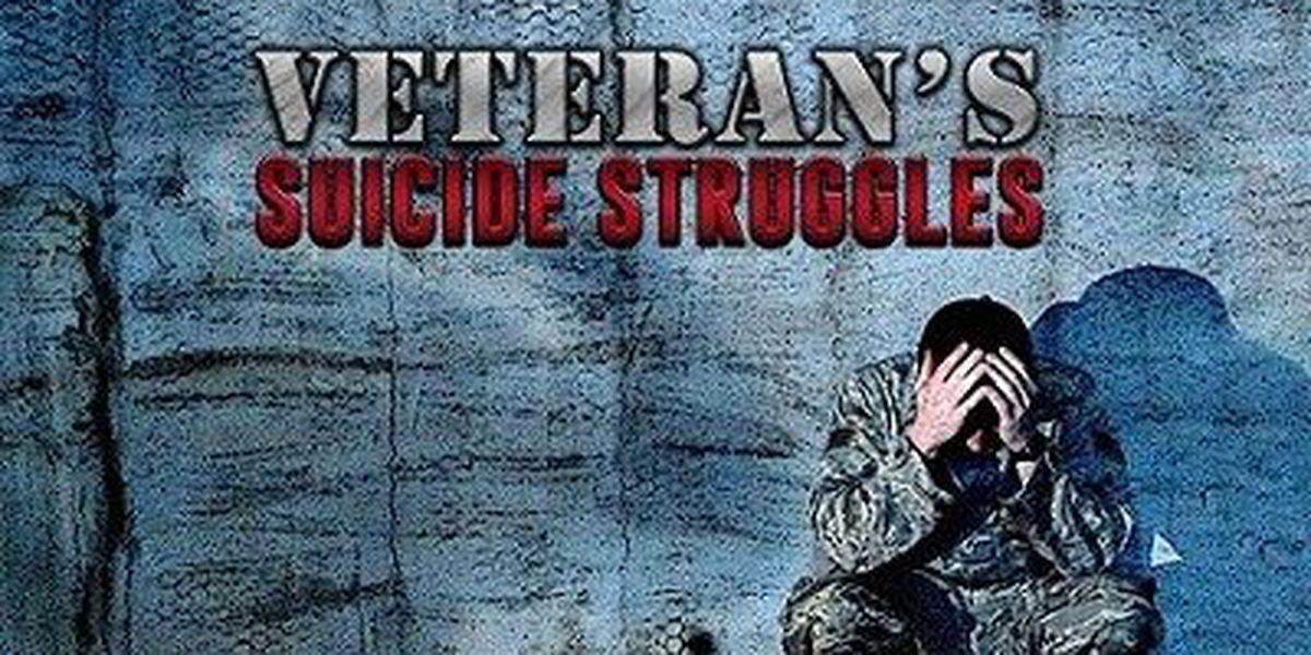Veteran's Suicide Struggle