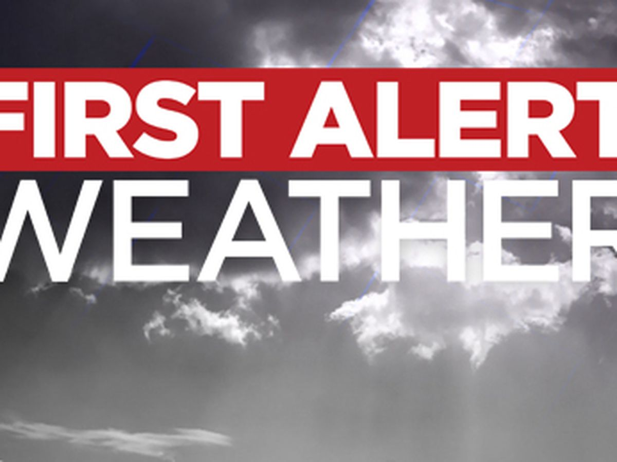 FIRST ALERT: Clouds Today, Rain Friday & Snow Saturday