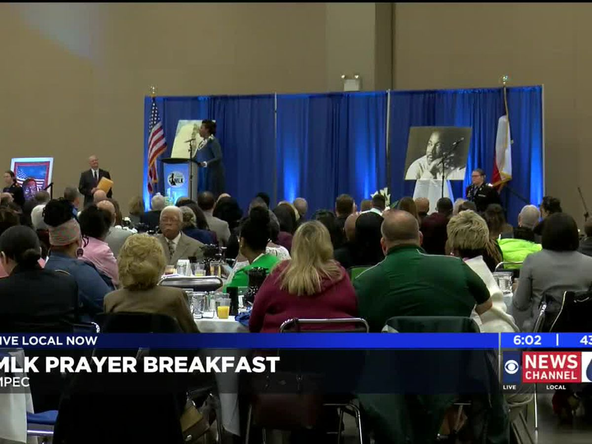 MLK Prayer Breakfast celebrates 31 years