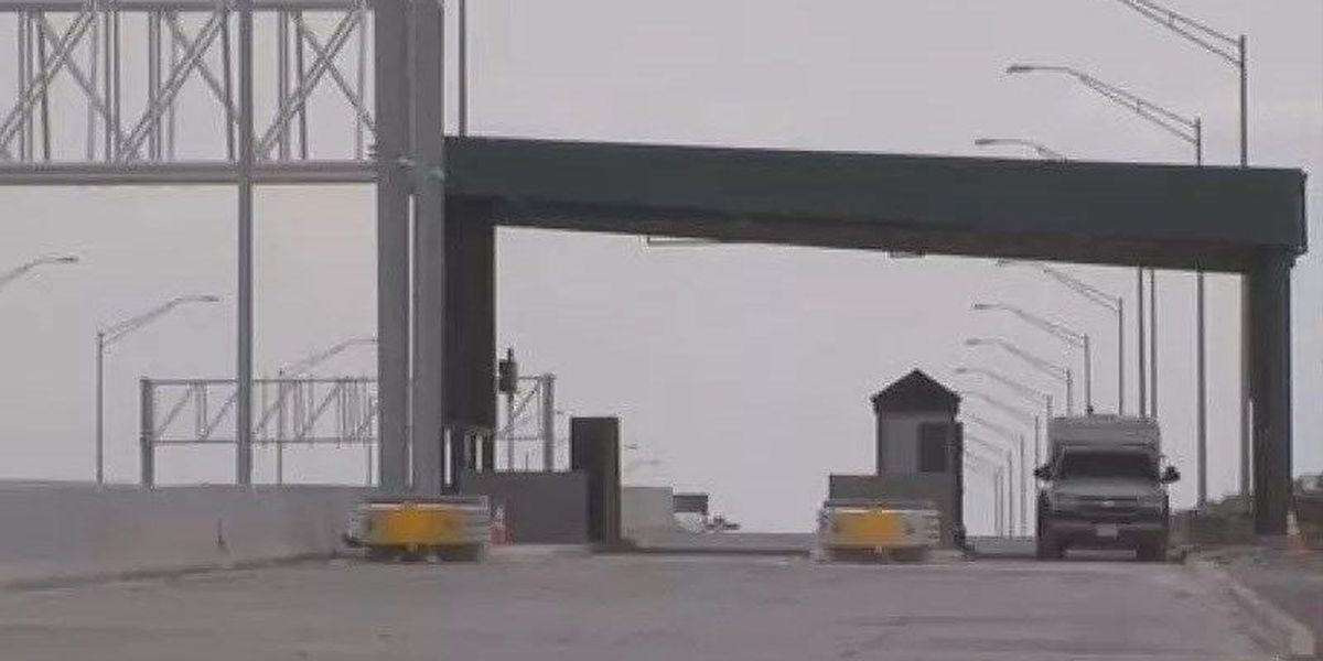 New toll gate on I-44 open