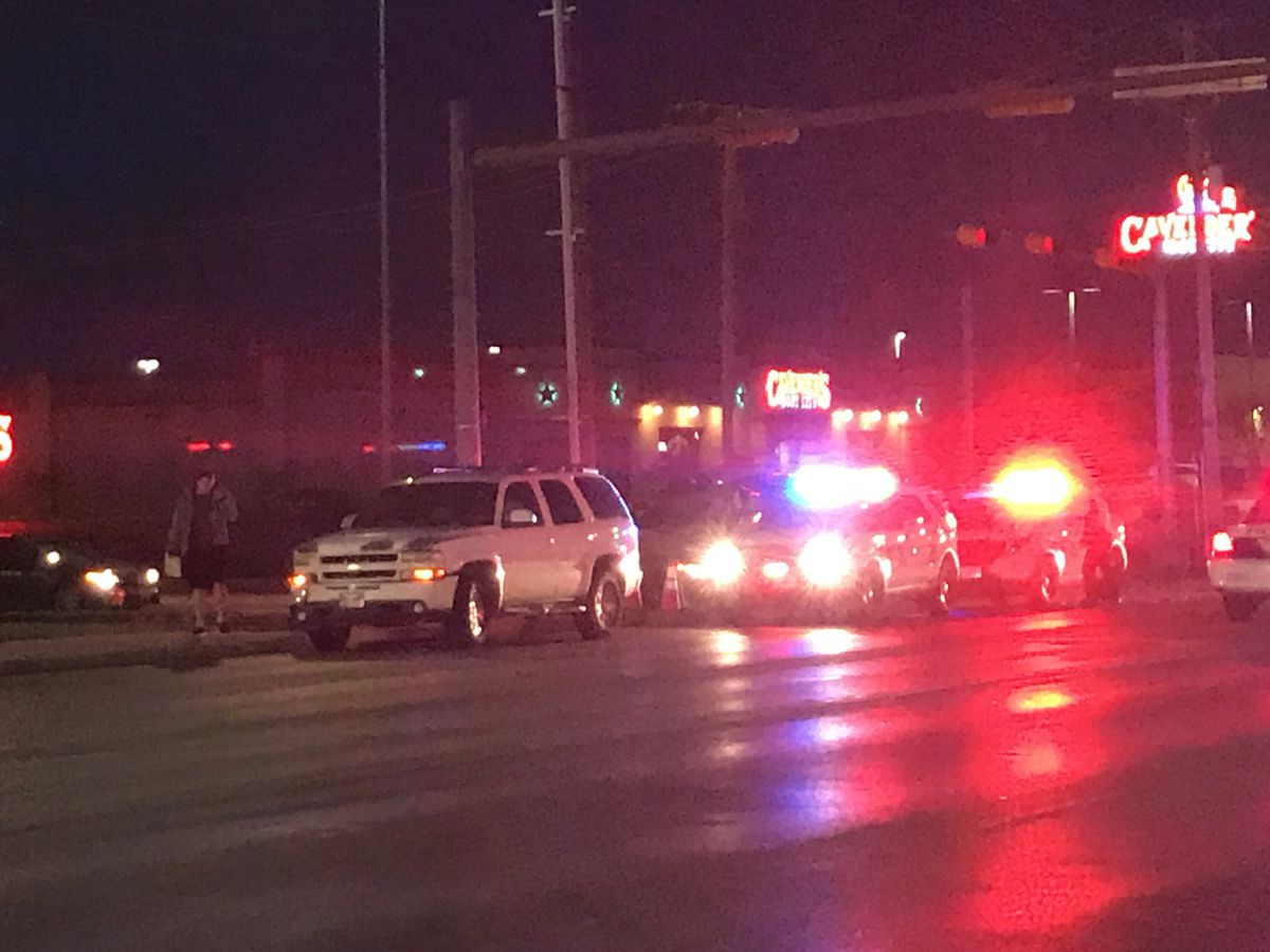 Incident on Lawrence Road causing traffic to be redirected
